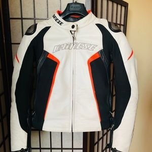 Dainese Track suit d1 2-piece - like new